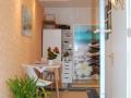 Küche -  Eingangsbereich